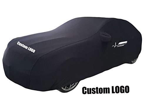 Indoor Speciale Auto Cover voor DODGE, (garage, Auto Show, Auto Dealer) Aanpasbare Model LOGO Ram