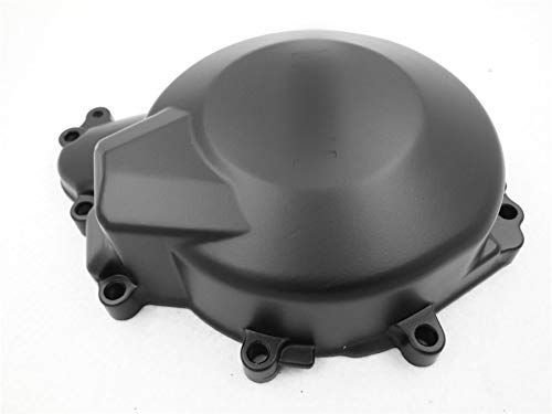 XKH- Engine stator cover Compatible with 2003-2005 Yamaha YZF-R6 Crankcase Left Black [B010WL958Y]