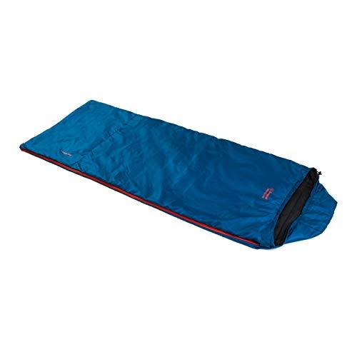 Snugpak Travelpak Traveler Schlafsack mit Moskitonetz, leicht, Reißverschluss Links, Petrol