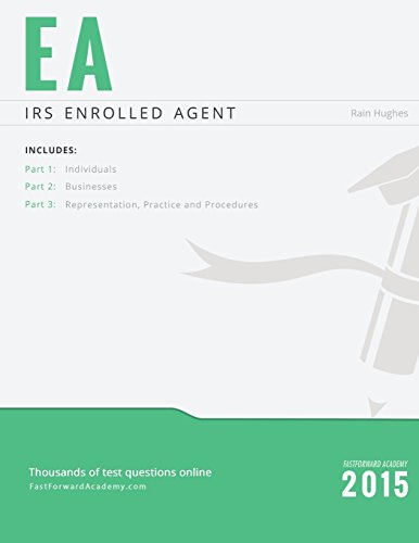 Irs Enrolled Agent Exam Study Guide 2015 2016