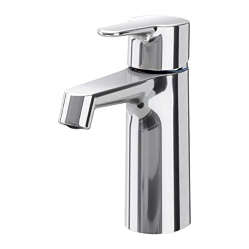 Ikea Brogrund vasca rubinetto con filtro cromato 503.430.86