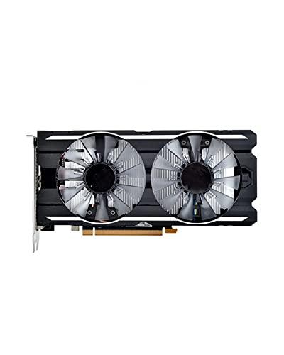 GUOQING Enfriamiento de Doble Ventilador Fit For Sapphire R7 360 2G D5 Tarjeta gráfica R7-360 2GB Tarjetas de Video GDDR5 128bit Fit For AMD R7 Series Radeon R7 360 R7360 2GB HDMI DVI