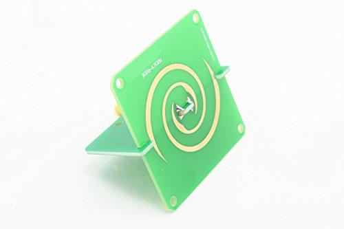 SMAKN Ultra Wide band UWB+1S Antenna 3GHz - 6.5 GHz for UWB TX/RX SDR RADAR GPR SIGINT EMC TEST ADSB WIFI FVP DRONE VIDEO VIVALDI ANTENNA