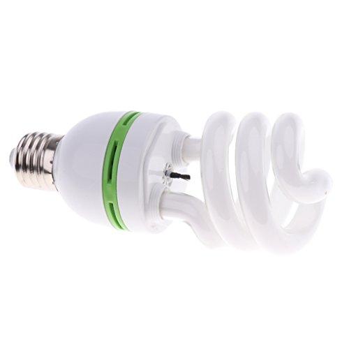 Sharplace E27 Ampoule LED Spirale Lumière Anion Purificateur d'Air Eclairage Décoration pour Chambre Salon Cuisine 220V - 18W