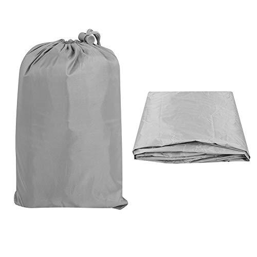 HERCHR Cubiertas de SPA rectangulares para bañera de hidromasaje, Accesorios de bañera de hidromasaje con Cubierta Impermeable para Piscina