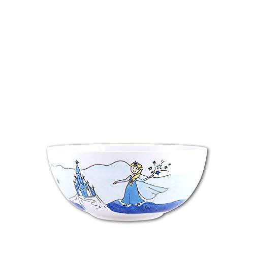 440s.de Mila Keramik Kinder-Schale, Eisprinzessin | MI-96182 | 4045303961821