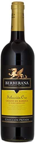 Berberana Selección Oro Reserva Vino Tinto, 750ml