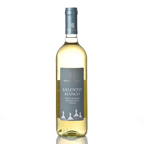 イタリア プーリア (白ワイン) フェウディ・ディ・グアニャーノ ビアンコ サレント IGT 750ml