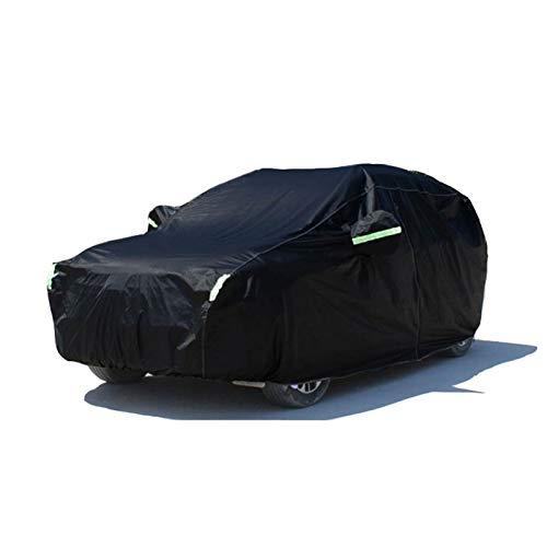 LIAOMJ-Car Covers Fundas para Coche Tela Protectora de Carro espesante Compatible con Suzuki Ignis Vitara Jimny Anti-Frío Impermeable (Color : Vitara)