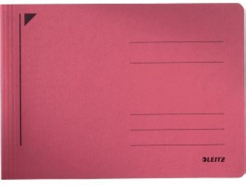 Leitz 50 x Schnellhefter Rapid A5 A5 A5 quer Karton rot B0047VIVZY | Mode-Muster  26fcb8