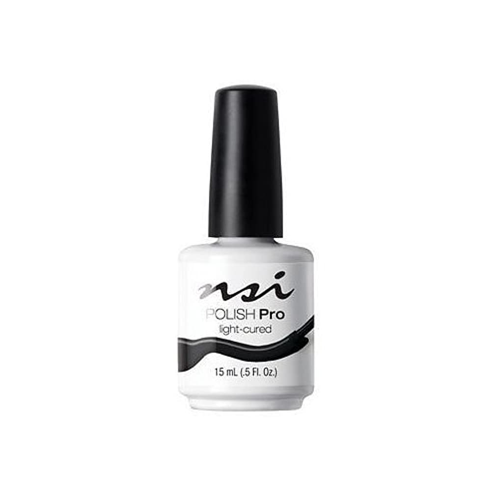 剣壁東方NSI Polish Pro Gel Polish - Ebony - 0.5oz / 15ml