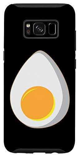 Galaxy S8 Devilled Egg Costume | Cool Boiled Egg Gift Case