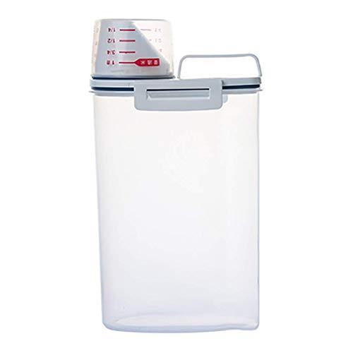 DPPD 3 Stück Vorratsbehälter für Lebensmittel, geeignet für Geschirrspüler, Gefrierschrank, Mikrowelle |BPA-frei Perfekt für die Verwendung als Mahlzeitzubereitungs- / Mittagessen- / Bento-Box (