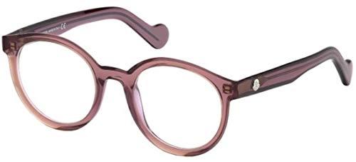 MONCLER Monturas de gafas Unisex Adulto