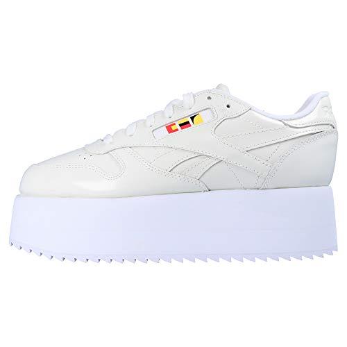 Sneaker Reebok Reebok Classic x Gigi Hadid Classic Leather Triple Platform DV4110 Zapatillas para Mujer
