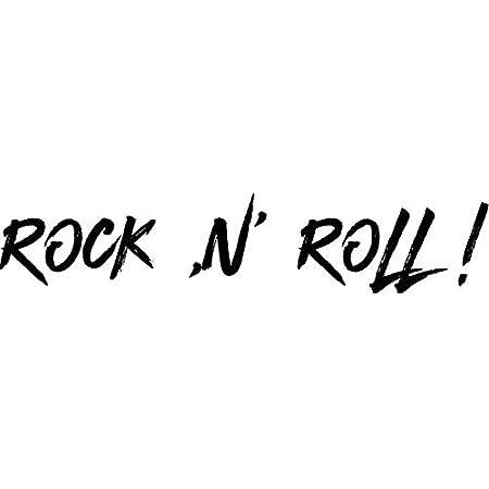 Rock N Roll Aufkleber Sticker Musik Bands Autoaufkleber Lkw Tuning Auto