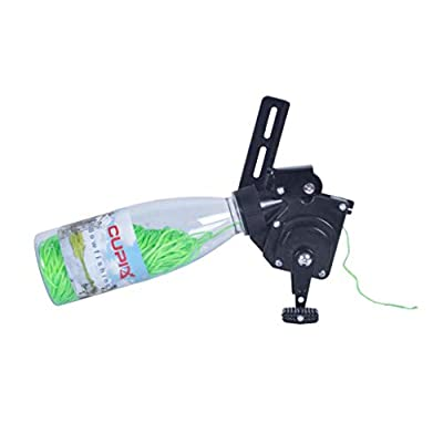 Archery Pro Bow Fishing Reel Bowfishing Tool for Compound Bow Recurve Bow - Retriever Pro Bow Fishing Reel Accessories