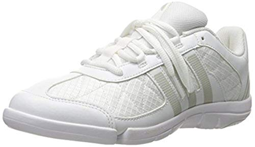 adidas Women's Shoes   Triple Cheer Cross-Trainer, White/Sharp Grey/Light Grey, (8 M US)