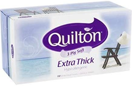 Quilton Classic White Facial Tissues