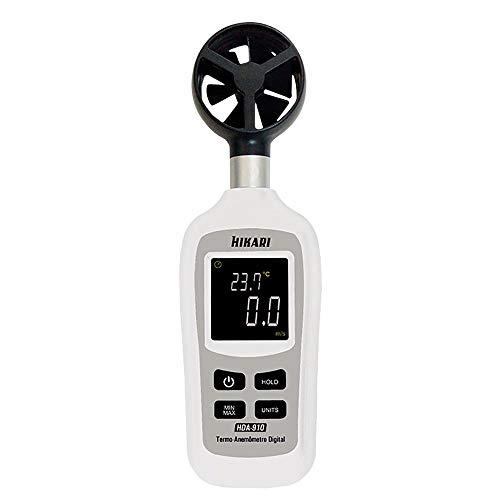 Mini TERMO-ANEMOMETRO Hikari HDA-910