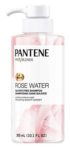 Pantene Pro-V Blends Rose Water Shampoo, 10.1 fl oz (Pack of 2)