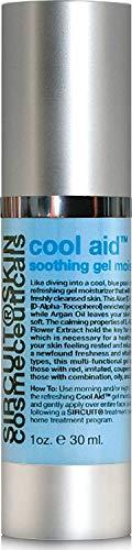 sircuit Skin sircuit Skin Cool Aid Soothing Gel moisturizer 1FL oz–1FL oz by sircuit cosmec euticals