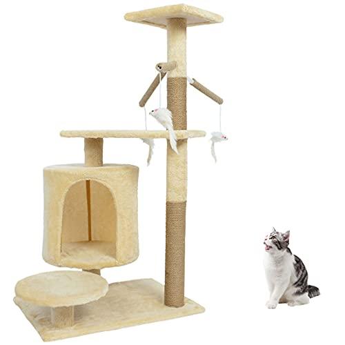Rascador Para Gato Torre  marca DIYES