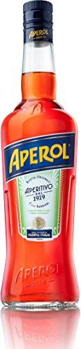 Aperol Ricetta Originale Aperitivo Spiritz, 1er pack (1 x 700 ml)