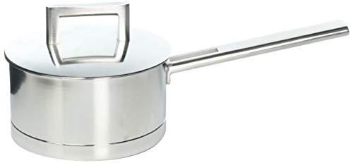 Demeyere John Pawson Stainless Steel Saucepan 1.1-Quart
