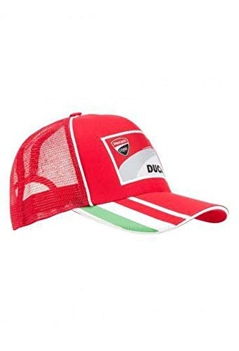 GP RACING M/ütze Honda HRC Truckercap Official Racing Apparel Cap Schirmm/ütze