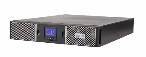 Uninterruptible Power Supply (UPS), 1kV/900W, 8 Outlets, 144 V, 120 V, 6.3 Min, 17.7