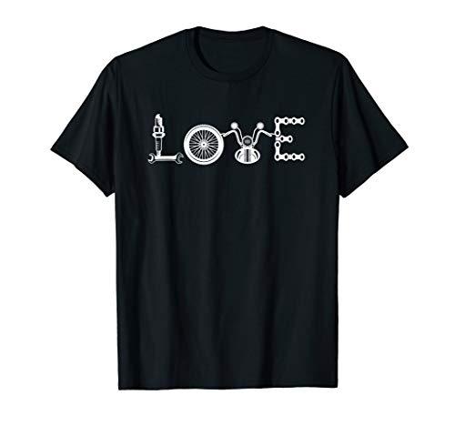 Dirt Bike Love - Dirt Bike Liebhaber Motocross Outfit T-Shirt