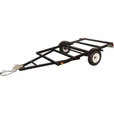 Ironton 5ft. x 8ft. Steel Utility Trailer Kit - 1715-Lb. Load Capacity