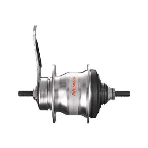 SHIMANO Taylor-Wheels Nabe Hinterrad Nabenschaltung Nexus 7 SG-C30007C RBN 36 Loch Silber