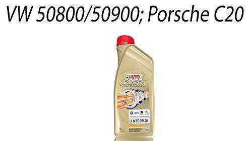 Castrol Edge Professional LL IV FE 0W-20 1x1 Liter
