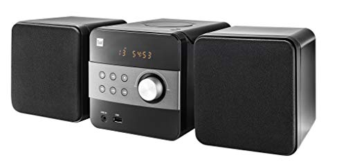 DUAL Stereoanlage ML 12 mit CD - USB - MP3 - Radio - AUX-In - UKW