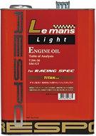 RESPO エンジンオイル Le mans LIGHT SM/CF 7.5W30 1L [HTRC3]