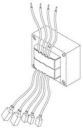 Transformer for A-dec - Fits: Rigid Arm Genuine Free Shipping on 2021 new Assembly Wal Ceiling