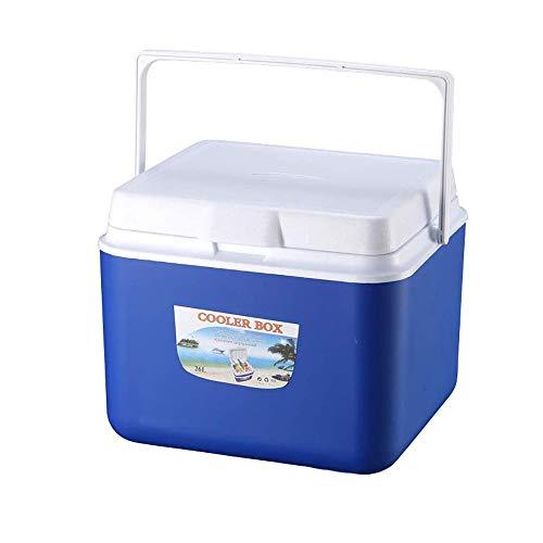 WNN-URG Incubadora exterior - Caja del refrigerador portátil de conservación de alimentos del congelador suplementario Ideal for picnic/camping refrigerador de la caja plástica del coche al aire lib