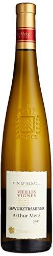 Arthur Metz Vieilles Vignes - AOP Alsace Gewürztraminer Trocken (1 x 0.75 l)