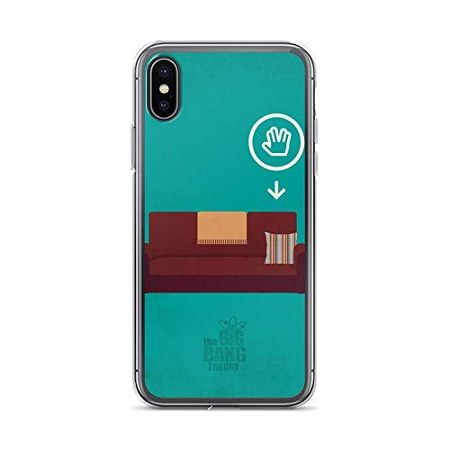 TIINTEXBA Compatible with iPhone 12/12 PRO Max 12 Mini 11 PRO Max SE X XS Max XR 8 7 6 6s Plus Case Big Bang Theory TV Shows Series Phone Cases Cover