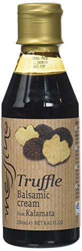 Papadeas - Messino Vinegars Messino Vinaigre Balsamique Glaçure à la Truffe 250ml Paque de 3