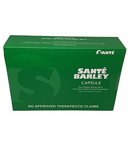Sante Barley Pure 500mg 60 Capsules New Packaging 2018 EXP US SELLER