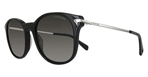 G-STAR RAW Gs670S Combo Carnix Gafas de sol, Negro (Schwarz), 51.0 Unisex Adulto