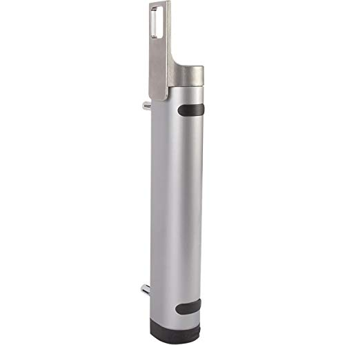 LOCINOX ZILV Türschließer Rhino, für Türen bis zu 150 kg, Aluminium silberfärbig, Silber