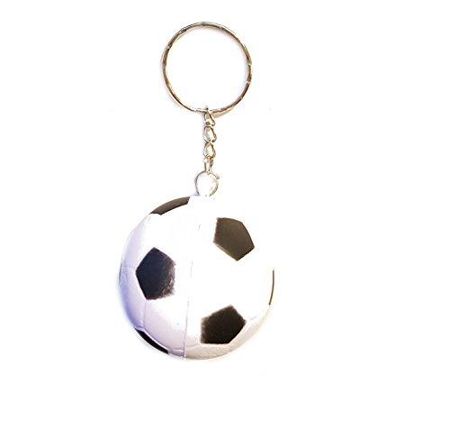 Familienkalender Fussball Knautschball Schlüsselanhänger Knautsch Ball | Bundesliga | WM | Soccer | Football | Geschenk