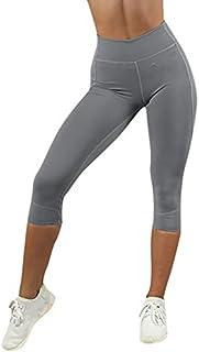 Sport Leggings Women Fashion High Waist Leggings Running Sports Gym Yoga Athletic Pants mallas Mujer deports Fitness #XTN :, XL