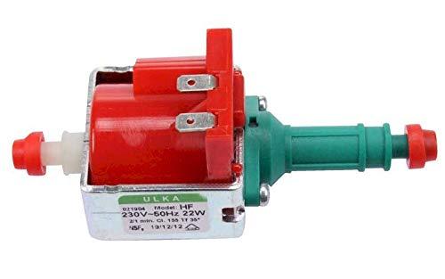 Pompe Ulka 230 V 22 W Hf Pour DIVERSES PIECES PETIT ELECTROMENAGER PHILIPS