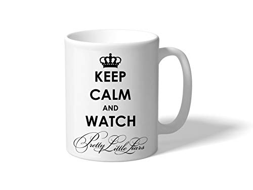 Tachinedas Kreativshop Pretty Little Liars Tasse mit Spruch