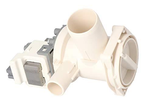 DREHFLEX - LP13 - Bomba de lejía/bomba - alternativa - se ajusta a la lavadora de Bosch Siemens Constructa Neff se ajusta a la parte no. 144488/00144488